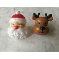 Christmas Bento Rings 2