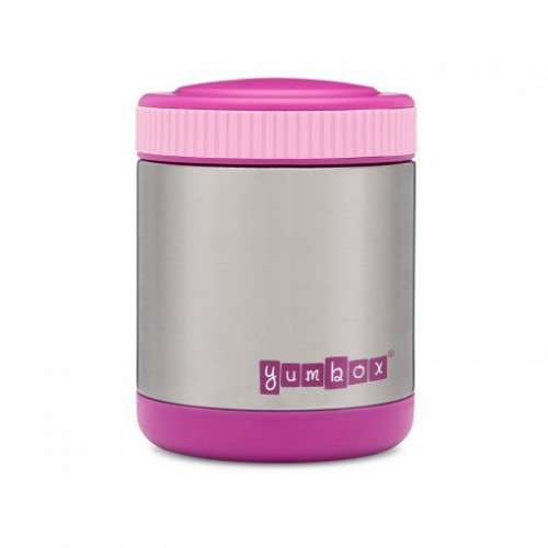 Yumbox Zuppa Thermos Food Jar Bijoux Purple