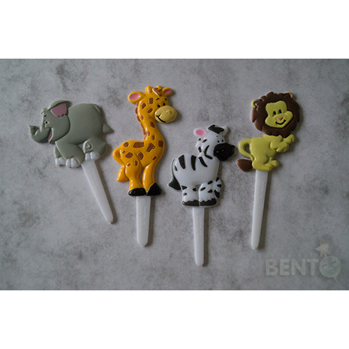 Bento zoo animal picks