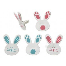 Easter bunny Bento rings
