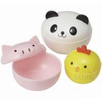 Bento animal boxes