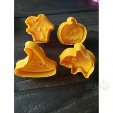 Halloween plunger cutters